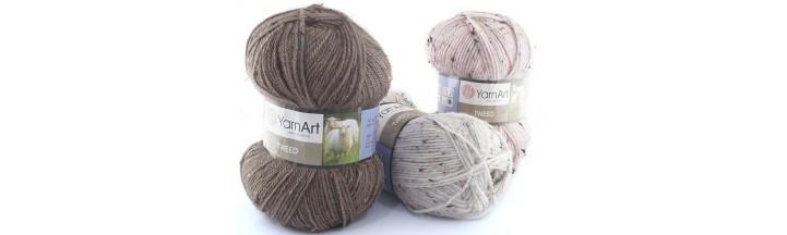 Włóczka Tweed YarnArt