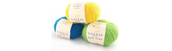Włóczka Baby Wool Gazzal