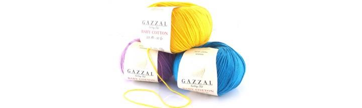 Włóczka Baby Cotton Gazzal