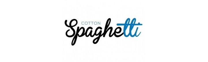 Włóczka Cotton Spaghetti z recyklingu