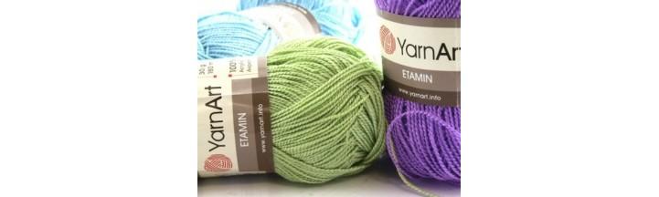 Włóczka Etamin Yarn Art