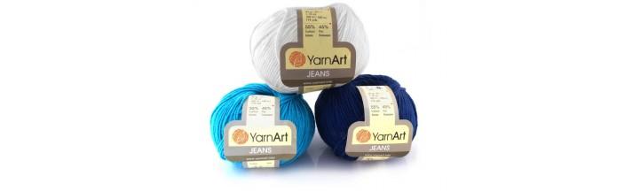 Włóczka Jeans Yarn Art