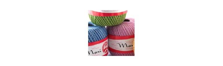 Kordonek Maxi melanż Madame Tricote