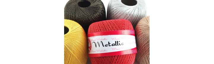 Kordonek Maxi Metallic Madame Tricote
