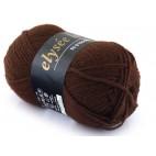 Włóczka Elysee Laine kolor brązowy 83