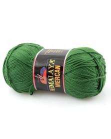Mercan kolor ciemny zielony 15