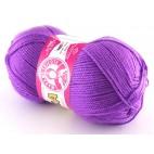 Włóczka Dora Kolor fiolet 059