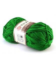 Włóczka Etamin Yarn Art kolor zielony 438