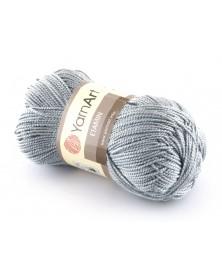 Włóczka Etamin Yarn Art kolor jasny szary 449