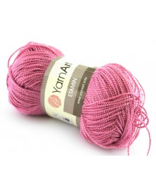 Włóczka Etamin Yarn Art kolor brudny róž 441