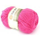 Cotton Soft Yarn Art kolor 42 różowy