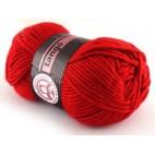 Włóczka Tango kolor czerwony 033