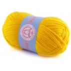Włóczka Super Baby kolor 020 żółty