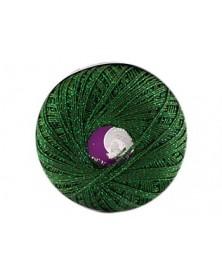 Kordonek Garden Metalic kolor zielony 702-24