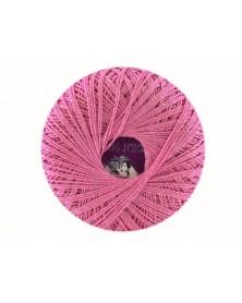 Kordonek Garden Metalic kolor róż ze złotą nitką 702-33