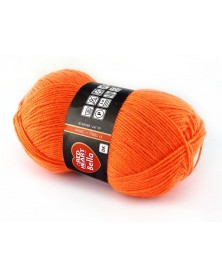 Włóczka Bella Red Heart kolor pomarańczowy 054