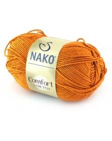 Włóczka Comfort Stretch kolor ciemny pomarańcz 518