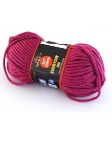Włóczka Everyday BIG kolor amarant 813