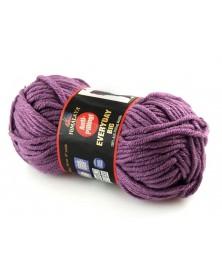 Włóczka Everyday BIG kolor zgaszony fiolet 816