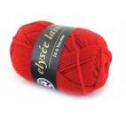 Włóczka Elysee Laine kolor czerwony 033