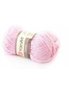 Włóczka Etamin Yarn Art kolor blady róż 451