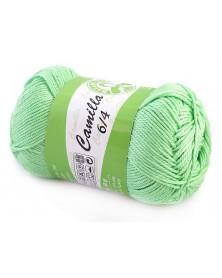 Włóczka Camilla kolor zielony 5330