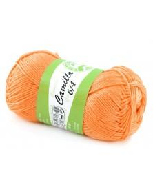 Włóczka Camilla kolor blady pomarańcz 4912