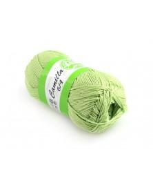 Włóczka Camilla kolor jasny zielony 5055
