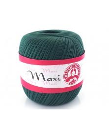Kordonek Maxi kolor ciemna zieleń 4919