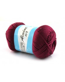 Almina Madame Tricote kolor bordo 5199
