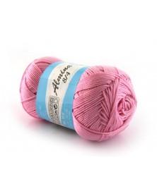 Almina Madame Tricote kolor róż 5046