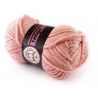 Włóczka Tango kolor brudny róż 001