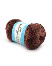 Almina Madame Tricote kolor brąz 5177