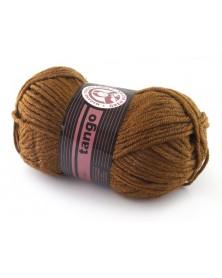 Włóczka Tango kolor jasny  brąz 053