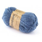 Włóczka Ketenli Yun kolor niebieski 570