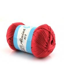 Almina Madame Tricote kolor czerwony 5325