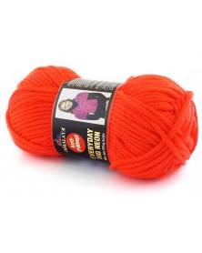 Włóczka Everyday BIG NEON  kolor pomarańczowy 02