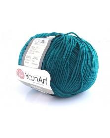 Włoczka Jeans Yarn Art kolor morski ciemny 63