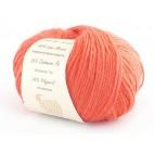 Baby Wool Gazzal kolor  pomarańczowy 819