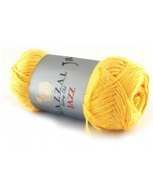 Włóczka Jazz kolor 640 żółty