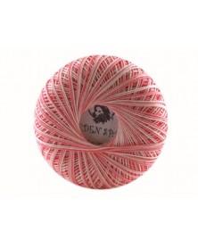 Kordonek Garden kolor  701-31 odcienie różu