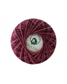 Kordonek Garden kolor  701-34 odcienie różu/fioletu