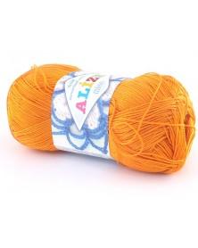Włóczka Miss kolor pomarańczowy 83