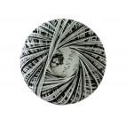 Kordonek Garden kolor  701-39 biały/czarny/szary