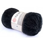 Włóczka Alpine Alpaca Yarn Art czarny 439