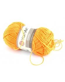 Włóczka Etamin Yarn Art kolor pomarańcz 446