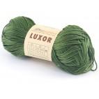 Włóczka Luxor kolor ciemny zielony 18