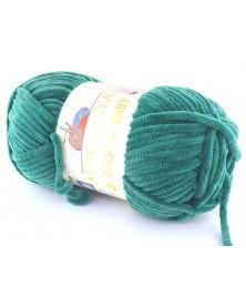 Włóczka Dolphin Baby kolor zielony 31