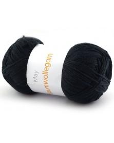 Włóczka Baumwollegarn kolor 90 czarny