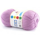 Włóczka Medical Baby kolor 39 fiolet